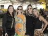 Rael Luíza Olivar, Vanessa da Paixão, Tatiana Piovesana e Lívia Luz