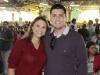 Mariana Fonseca e o namorado, empresário Rodrigo Gavilon