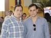 Os irmãos, veterinário Lincoln e o psiquiatra Benedito Leal Neto